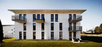 RIVA Home verdoppelt die Zahl der realisierten Wohneinheiten von 42 im Jahr 2018 auf 87 im Jahr 2019. Foto: handout/ Albrecht Schnabel /RIVA home