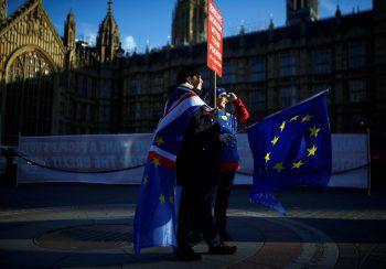 Seit der Brexit-Abstimmung istGroßbritannien in zwei Lager gespalten.