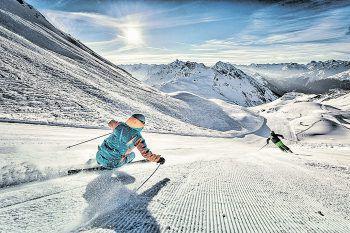 Traumhaften Skispaß sowie besondere Erlebnisse auch abseits der Pisten, bietet die Silvretta Montafon! Fotos: handout/Silvretta Montafon