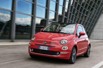 """Den Fiat 500 gibt's als Sondermodell """"Die Vorarlbergerin"""" – auch als Cabrio.Fotos: handout/Fiat"""