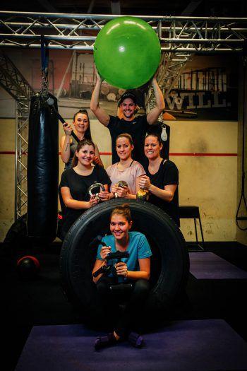 Fitter in drei Monaten: Die WANN & WO-Ladys trainieren in den nächsten Wochen mit Personaltrainer JUKLhealth im Fitnesstudio Magic Fit in Dornbirn.
