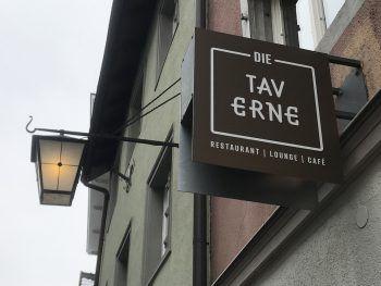 """<p class=""""caption"""">In der Taverne in Feldkirch gibt es Gutbürgerliches in gemütlicher Atmosphäre.</p>"""
