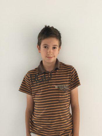 """<p>Alexander Schramm, 14, Bregenz: """"Ich werde gemeinsam mit einem Kollegen ein Jump'n'Run-Game programmieren. Wir sind sehr zuversichtlich, dass wir das noch in diesem Modul fertigstellen können.""""</p>"""
