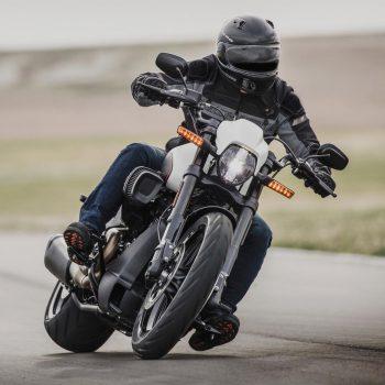 """""""American Lifestyle"""": Auf der """"Open House Party"""" in Rankweil im April kann man neue Harley-Davidson-Modelle ansehen."""