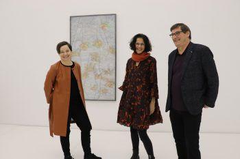 Andrea Fink, Birgit Bachmann und Wolfgang Maurer. Fotos: Lutz