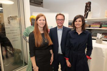 "<p class=""caption"">Cornelia Walch, Ramon Erne und Ulrike Dirnbauer.</p>"