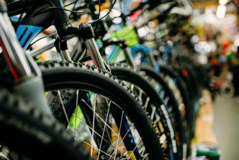 Kommenden Mittwoch kann man bei der RadWelt Hard verschiedene E-Bikes testen.