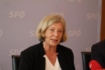 """<p>Gabriele Sprickler- Falschlunger, SPÖ: """"Eine Kennzeichnung für Tierprodukte mit dem ,Ländle'-Qualitätssiegel wäre dringend nötig. Vollspaltenböden sind nicht tierfreundlich.""""</p>"""