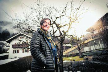 Gesicht des Widerstands: Andrea Tschofen-Netzer kämpft unermüdlich für den Erhalt der Kinderonkologie-Abteilung Dornbirn.Fotos: Sams
