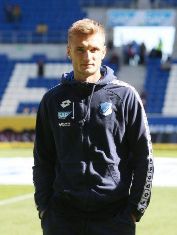 Stefan Posch vor ÖFB-Debüt.Foto: GEPA