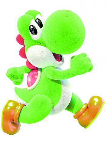 """<p class=""""caption"""">Yoshi kehrt am 29. März zurück auf die Switch.</p>"""