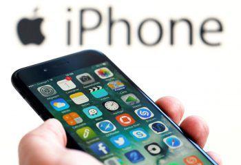 Apple macht sich offenbar Sorgen um die Gesundheit seiner Kunden. Foto: Reuters