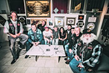 Pictures party hells angels Inside the