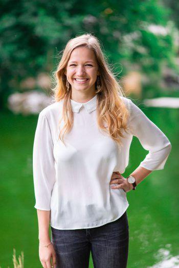 """<p>Lara Hagen, 19, Head-Org: """"Mit #klartext haben wir als Schülerunion schon vor Jahren angefangen, gegen die Politikverdrossenheit der Jugend zu kämpfen. Wo sonst bekommen Schüler die Gelegenheit, Spitzenkandidaten aller Parteien direkt eine Frage zu stellen oder ihnen im Vieraugen-Gespräch auf den Zahn fühlen zu können.""""</p>"""
