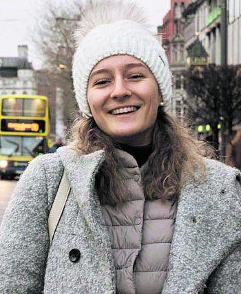 """<p>Sarah Kleber, 17, Bezauer Wirtschaftsschulen: """"Ich finde es super, dass endlich einmal #klartext gesprochen wird. Gerade wir Jugendliche wollen, dass die Politiker nicht drumherum reden, sondern auf den Punkt kommen. #klartext hat mich einen Schritt weitergebracht und mich dazu motiviert am 26. Mai wählen zu gehen.""""</p>"""