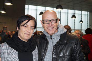 """<p class=""""caption"""">Thomas Heinzle und Jennifer Kräutler.</p>"""