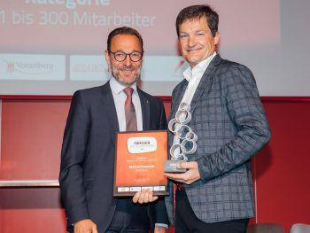 """<p class=""""caption"""">Im letzten Jahr wurde die Mohrenbrauerei mit dem Award ausgezeichnet. Foto: Sams</p>"""