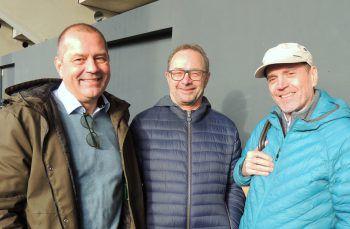 "<p class=""caption"">Peter Steiner, Herbert Brändle und Wolfgang Brändle. </p>"