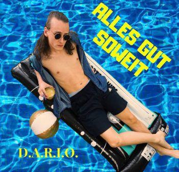 """Am Freitag ist es soweit. D.A.R.I.O. veröffentlicht seinen neuen Song """"Alles gut soweit."""" Foto: Instagram"""