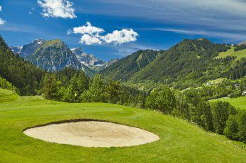"""<p class=""""title"""">               Golf-Erlebnis             </p><p>Golfer finden auf den Plätzen Brandnertal und Bludenz-Braz ideale Bedingungen vor. Eingebettet in die Bergkulisse sind beide Golfplätze naturnah angelegt, mit überwiegend flachen, manchmal auch terrassenartigen Fairways und natürlichen Hindernissen.</p>"""