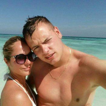 """<p class=""""caption"""">Ines und Manuel während ihres Urlaubs im wunderschönen Thailand.</p>"""