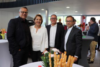 Roland Frühstück, Andrea Kaufmann, Christoph Gerster, Werner Böhler.