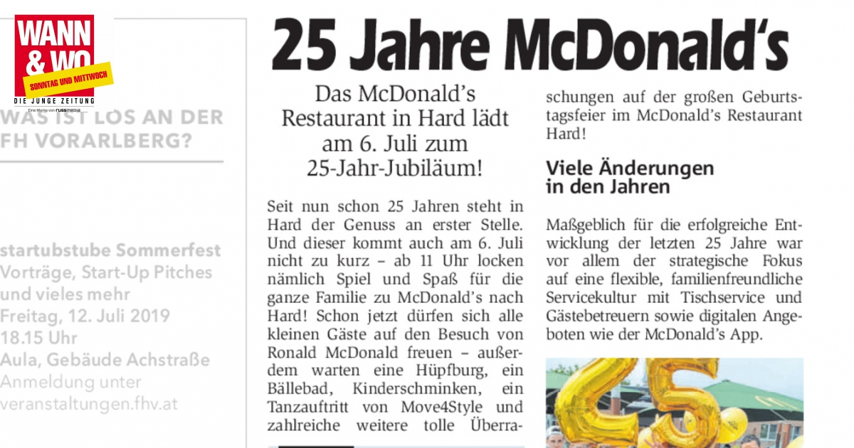 Mcdonalds Frühstück Uhrzeit Ab Wann