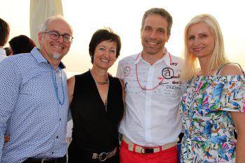 "<p class=""caption"">Toni und Barbara Kohler mit Clemens Seewald und Bettina Blenk.</p><p class=""caption"" />"