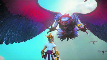 """Ubisoft zeigte zahlreiche neue Games, darunter """"Gods & Monsters"""". Foto: Ubisoft"""