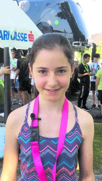 """<p>Chiara, 12 Jahre: """"Mein Taschengeld nehme ich fürs Klettern, mein Haustier und fürs Sparen.""""</p>"""