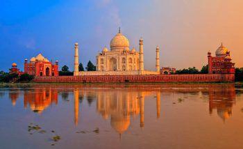 """Der Anblick des imposanten """"Taj Mahals"""" ist ein Erlebnis, dass man so schnell bestimmt nicht vergessen wird. Fotos: handout/Herburger Reisen"""