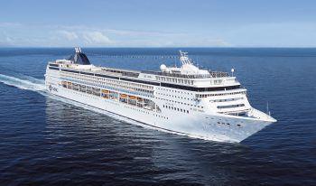 Eine wunderbare Reise erwartet die Besucher im Herbst an Bord der MSC Opera.