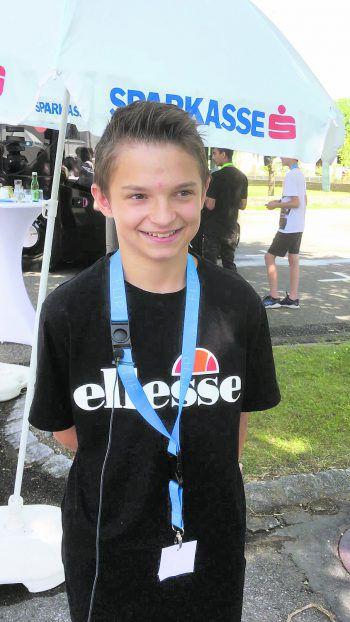 """<p>Elias, 12 Jahre: """"Ich bekomme 15 Euro, ein bisschen gebe ich aus, den Rest spare ich.""""</p>"""