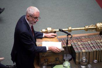 Geht es nach Oppositionsführer Jeremy Corbyn, soll der künftige Premierminister die Briten noch einmal über den Verbleib des Landes in der EU abstimmen lassen.Foto: Reuters