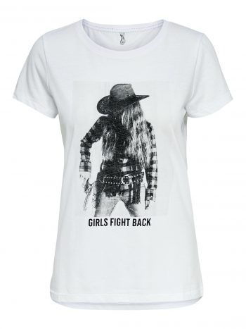 "<p class=""caption"">Girl Power: Ab 31. Juli im Only-Shop in Bregenz: 14,99 Euro.</p>"