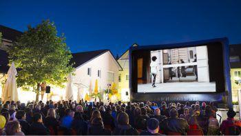 In Nenzing geht Anfang August die 34. Alpinale über die Bühne.Fotos: Marvin Hopfner, Alpinale