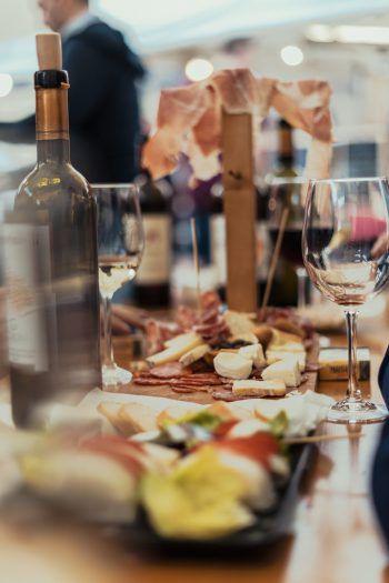 Italienische Köstlichkeiten gibt es ab morgen auf dem Markt in Tschagguns. Foto: handout/WIGE Montafon