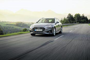 Progressives Design gepaart mit hohem funktionellen Nutzwert: das ist der neue Audi A4 Avant – jetzt gleich Probefahren!