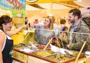 Auch Genuss wird bei der Herbstmesse in Dornbirn ein zentrales Thema darstellen. Foto: Udo Mittelberger