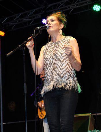 Chantal Dorn sorgte mit ihrer Stimme für Gänsehautmomente.
