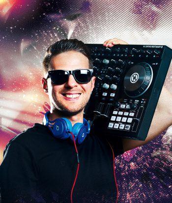 DJ Staub.Sepp Final ShowAm Samstag, 23. Nov., 19 Uhr, im Event Center, Hohenems:DJ Staub.Sepp nimmt Abschied von seinen Fans und betritt zum letzten Mal die große Bühne.