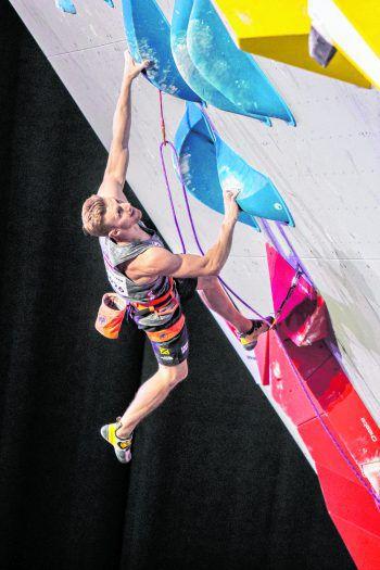 Jakob Schubert aus Innsbruck zählt zu den österreichischen Top-Stars. Foto: APA