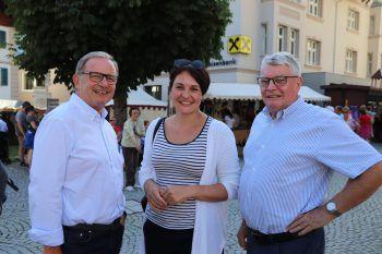 """<p class=""""caption"""">NR Karlheinz Kopf, Monika Vonier und Willi Gantner.</p><p class=""""caption"""" />"""
