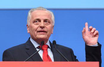 Rudolf Hundstorfer war erst vergangene Woche öffentlich als Präsident der Volkshilfe Wien aufgetreten.Foto: APA