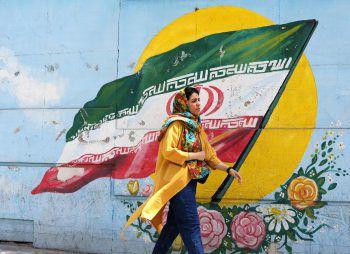 <p>Teheran. Symbolisch: Der Iran wünscht sich von den Vereinten Nationen die Aufhebung aller Sanktionen.</p>