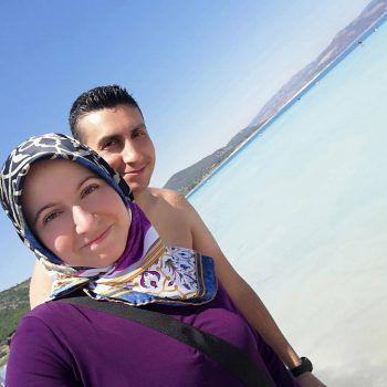 """<p class=""""caption"""">Eine Einsendung von Bahar: Urlaub in der Türkei.</p>"""