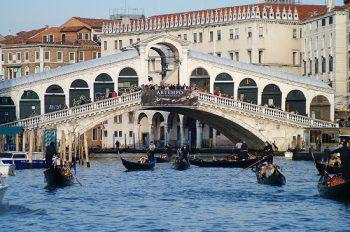Noch nie war Venedig so gemütlich kennen zu lernen.Foto: handout/Nachbaur Reisen