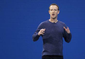 Facebook gab neue Richtlinien gegen Antisemitismus und Hassreden bekannt. Foto: AP