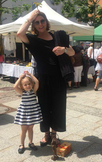 Viel Krims Krams gibt es zu finden und kaufen auf dem Flohmarkt. Foto: handout/ Barbara