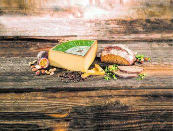 Der neue Bioberger Käse aus bester Bio-Alpenmilch ist ein echtes Geschmackserlebnis.Foto: handout / Mountain Management